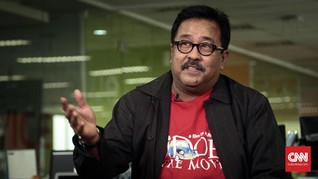 Rano Karno Bantah Uang Rp700 Juta Terkait Korupsi Wawan