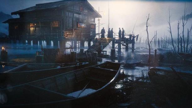 Karya Seni dari Game Dipamerkan di Ajang E3
