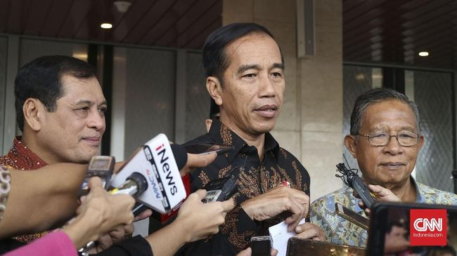 Jokowi Minta Kepala Daerah Terjun Langsung Pantau Inflasi