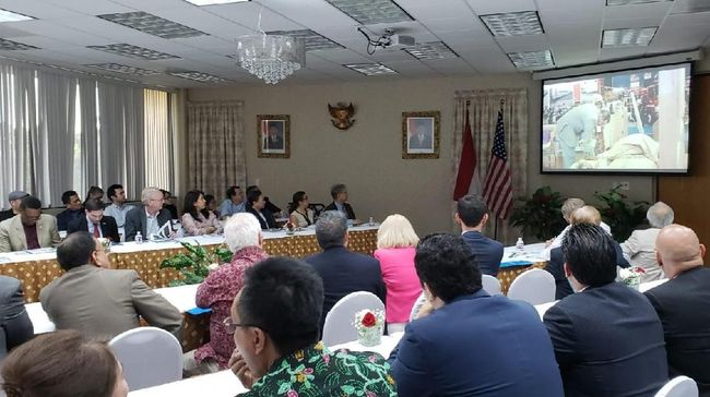 Puluhan Pengusaha Houston Hadiri Indonesia Economy Outlook