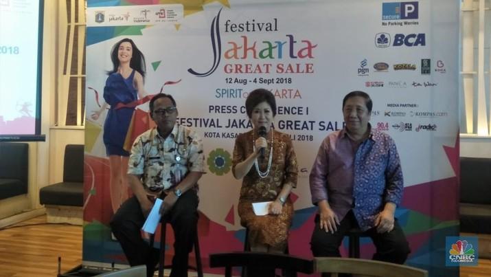 Siap-Siap! Jakarta Great Sale Akan Digelar Mulai 12 Agustus