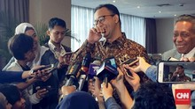 Anies Klaim Pejabat yang Dicopot Ditempatkan di BPSDM