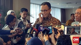 Anies Sebut Belum Ada Partai yang Tawari Maju Pilpres 2019