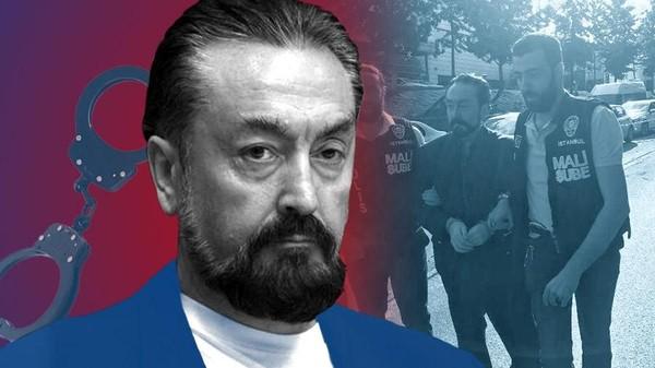 Harun Yahya Ditangkap