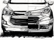 Toyota & Mitsubishi Xpander Berbagi Gelar Terlaris di Juli