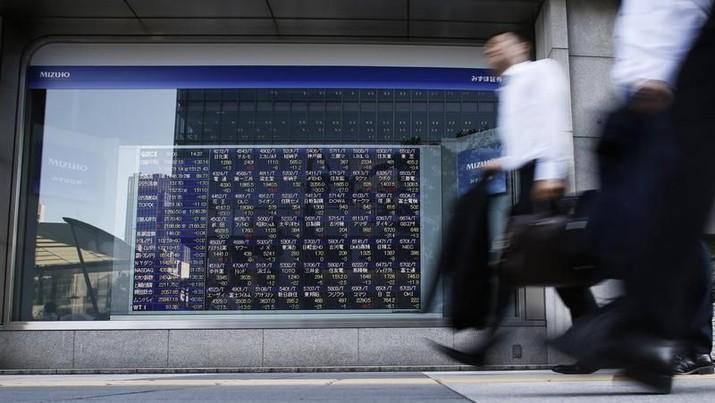 Kesepakatan Dagang AS-UE Dorong Penguatan Bursa Jepang
