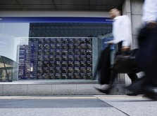 Tunggu Hasil Pemilu Sela AS, Bursa Jepang Dibuka Naik