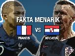 Fakta Menarik Jelang Prancis vs Kroasia