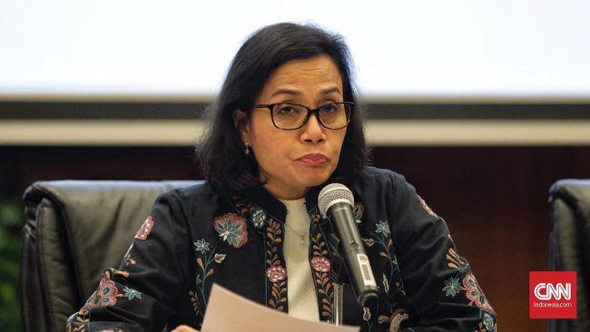 Sri Mulyani Lega Jokowi Akhirnya Bertemu Prabowo