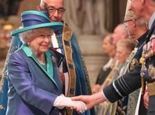 Trump Akan Ngeteh dengan Ratu Inggris di Kastil Windsor