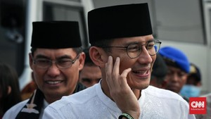 Sandi Bela Cara Anies Pecat Wali Kota Jaktim Lewat WhatsApp