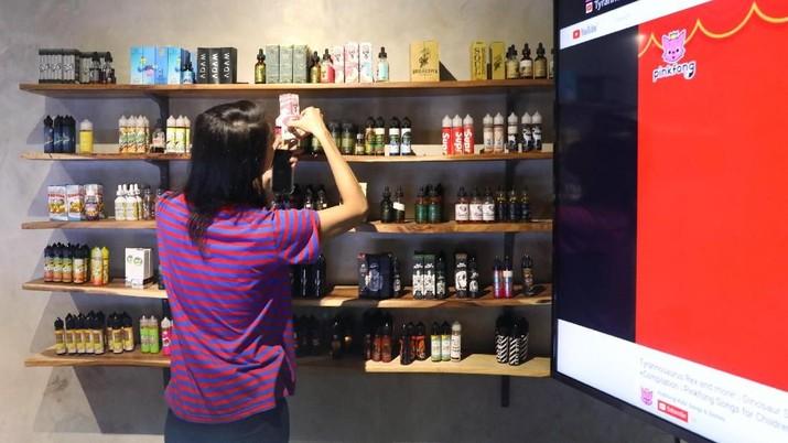 Setelah secara resmi mendapat legalitas produsen cairan atau likuid vape di Indonesia siap untuk mengembangkan pasarnya ke luar negeri.