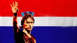 Tenang Bersama Luka Modric
