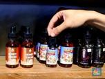 Pemerintah Resmi Kenakan Cukai Liquid Vape, Efektif 1 Oktober