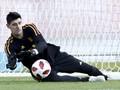 Courtois Diklaim Sepakat Gabung ke Real Madrid