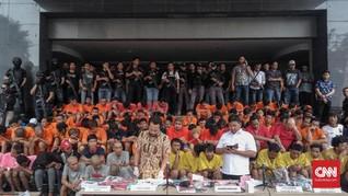 Geng Jambret 'Bad Boy' Jakarta Utara Incar Pasangan Pacaran