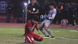 FOTO: Timnas Indonesia U-19 Gagal Ulangi Sukses di Rumah