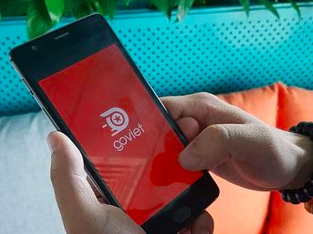 Penampakan aplikasi Go-Viet. Foto: istimewa