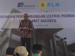 MRT Jakarta Kini Punya Gardu Listrik Bawah Tanah