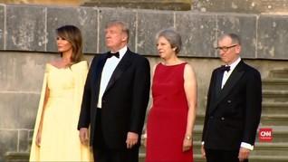 VIDEO: Trump Salahkan Theresa May Karena Merusak Brexit