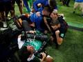 Fotografer yang Tertiban Skuat Kroasia Biasa Liput Perang
