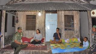 Tim Kementerian PUPR Langsung Tinjau Rumah Lalu Zohri
