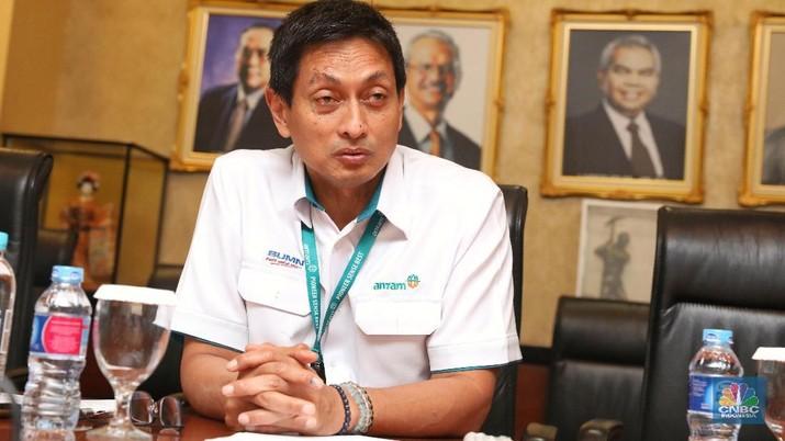 Jokowi Bakal Larang Ekspor Nikel, Bagaimana Nasib Antam?