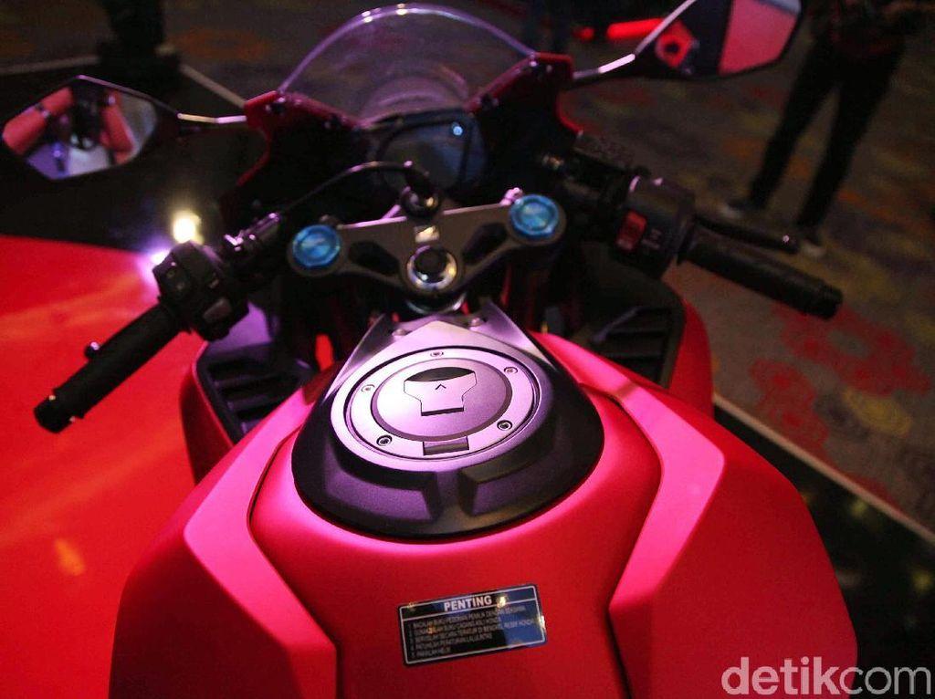Ini Alasan Motor Sport Honda Belum Keyless