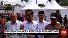 Presiden Joko Widodo Renovasi Rumah Muhammad Zohri