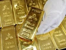 Penguatan Rupiah Kembali Tekan Harga Emas Antam