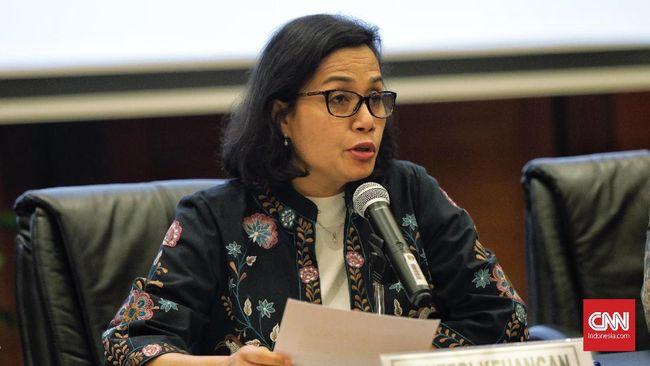 DPR Tagih Kenaikan Tunjangan Kehormatan ke Sri Mulyani