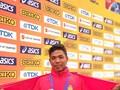 Juara Dunia yang Rendah Hati, Lalu Zohri Simpan Medali di Tas