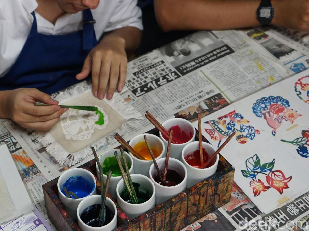 Foto: Siapa Sangka Jepang Punya Batik