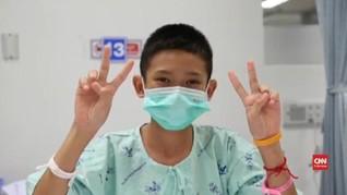VIDEO: Kondisi Terkini 12 Remaja Thailand