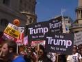 VIDEO: Sambutan Ratu dan Penolakan Warga Inggris untuk Trump