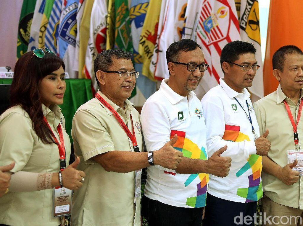 Semua stakeholder olahraga di DKI Jaya diharapkan bisa duduk bersama. Sehingga program-program yang sudah dibuat adaah proogram yang memang keputusan bersama, tinggal pihak Dinas Olahraga DKI Jaya mencairkan dananya.