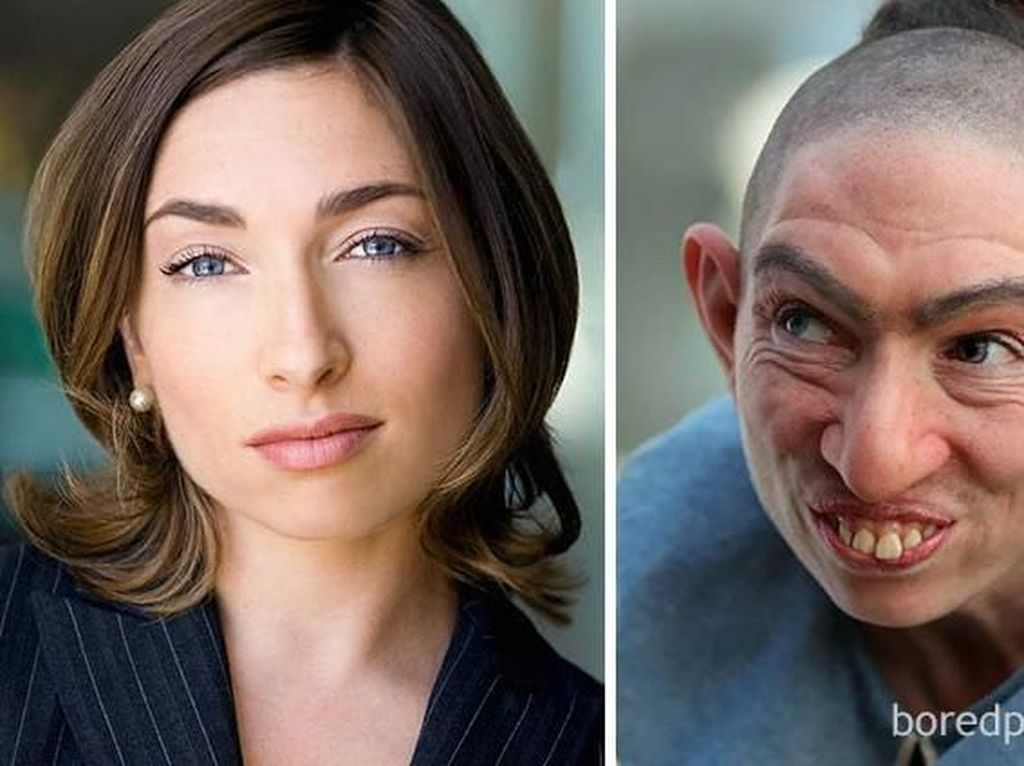 Demi Peran, 13 Aktor Cantik dan Tampan Ini Didandani Jadi Jelek dalam Film