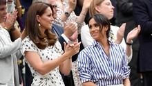 Tak Ada Kate Middleton di Acara 'Tujuh Bulanan' Meghan Markle