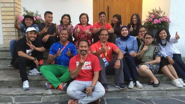 Dubes RI Masak Plecing Kangkung buat Lalu Muhammad Zohri