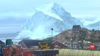VIDEO: Bongkahan Es Dikhawatirkan Picu Tsunami di Greenland