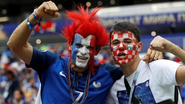 FOTO: Will Smith Meriahkan Penutupan Piala Dunia 2018
