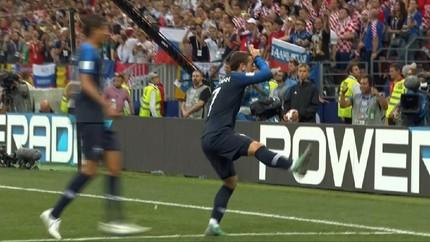 VIDEO: Penalti Griezmann Kembali Bawa Prancis Unggul