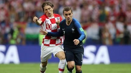 Griezmann Bingung Finalis Pemain Terbaik Tanpa Juara Dunia