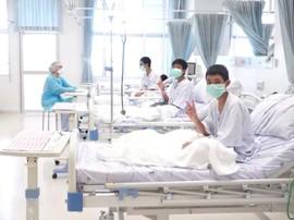 Remaja Thailand Menangis Dengar Kabar Kematian Penyelamatnya