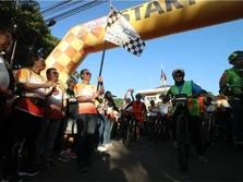 Padjadjaran Fun Bike, Menggaungkan Asian Games di Bandung