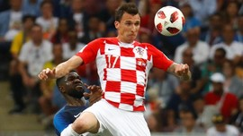 Mario Mandzukic Pensiun dari Timnas Kroasia