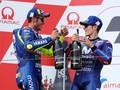 Yamaha Yakin Rossi-Vinales Kalahkan Marquez di MotoGP Ceko