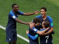 Babak Pertama: Penalti VAR, Prancis Unggul 2-1 atas Kroasia