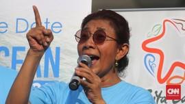 Menteri Susi Sebut Kesadaran Pajak Pengusaha Perikanan Rendah