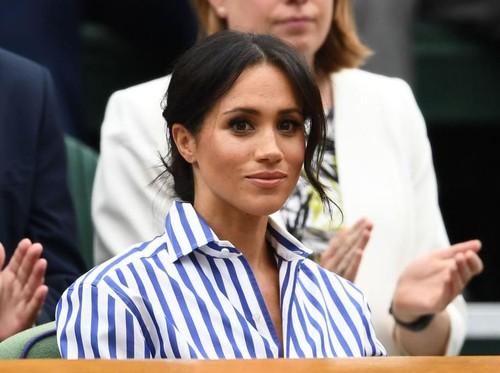 Ayah Meghan Markle Sebut Anaknya Ketakutan Setelah Dinikahi Pangeran Harry